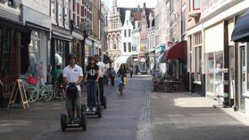 Segway excursies door Haarlem